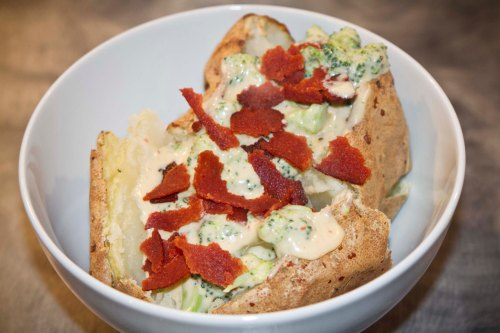 Vegan Baked Potato