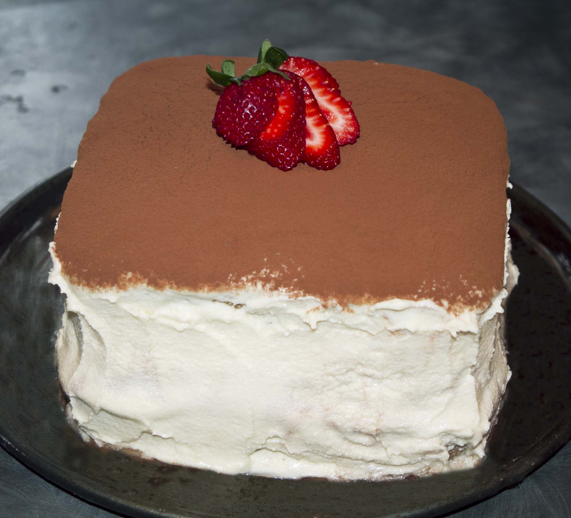 Vegan Ice Cream Cake The Kat