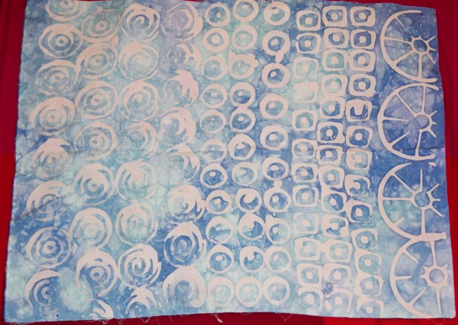 Blue Clay Stamps