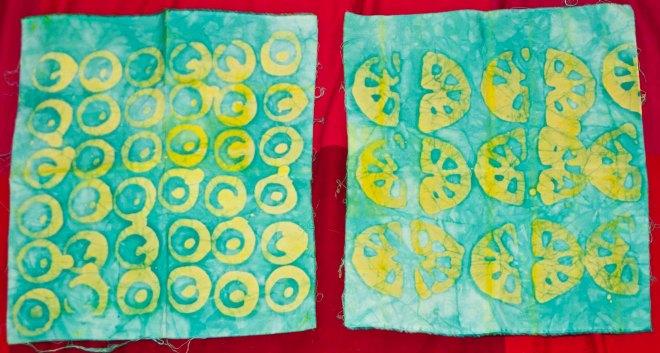 Wax Resist Fabrics