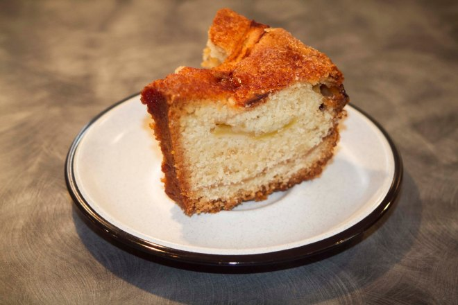 Old Fashioned Jewish Apple Cake Recipe