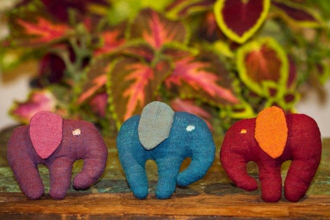 Elephant Cat Toy